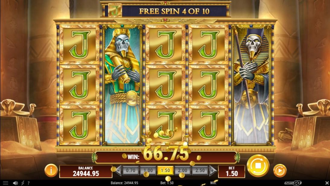 Cat Wilde и Doom of Dead free slot