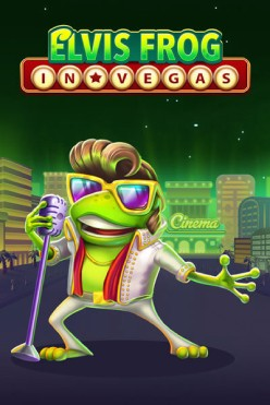 Играть Elvis Frog in Vegas онлайн