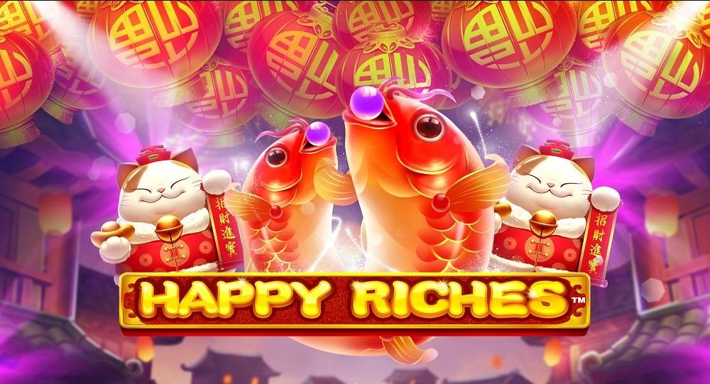 Играть Happy Riches бесплатно