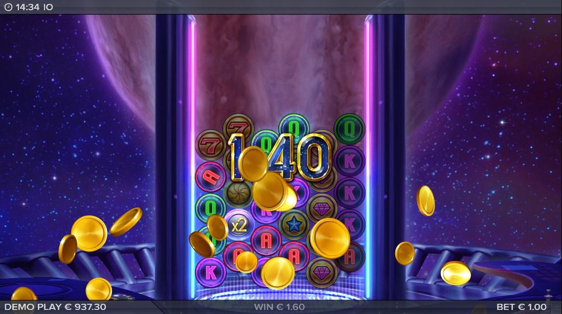 Бесплатный игровой автомат Io