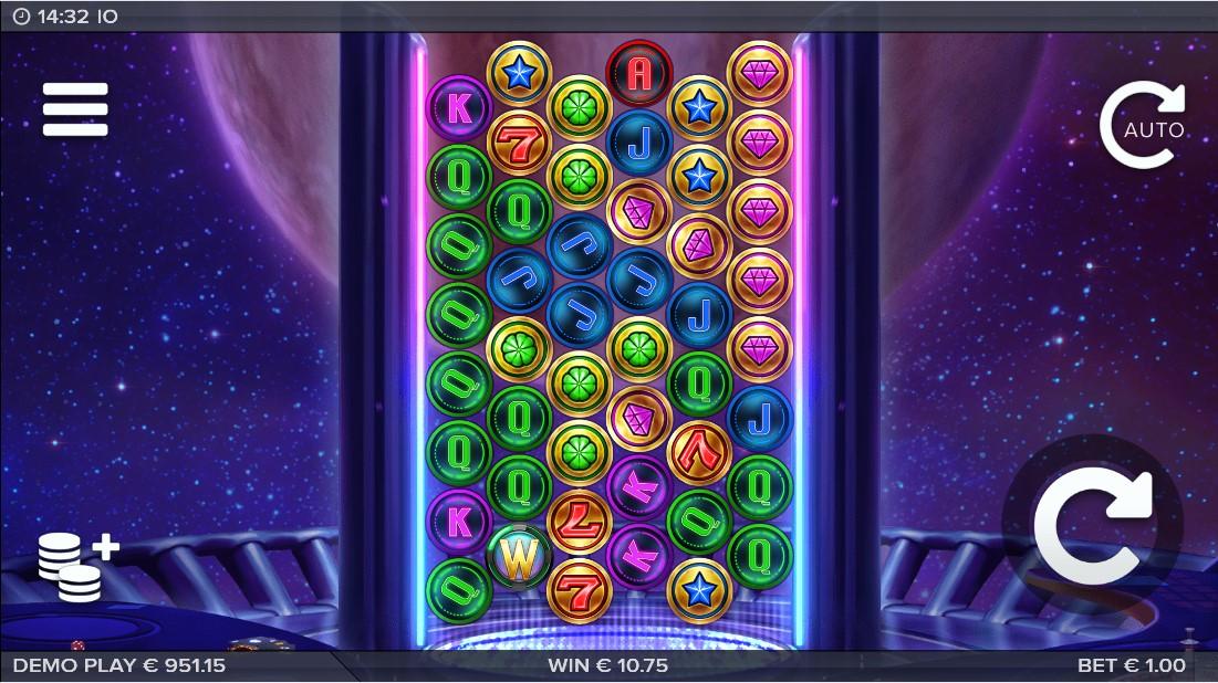 Io игровой автомат