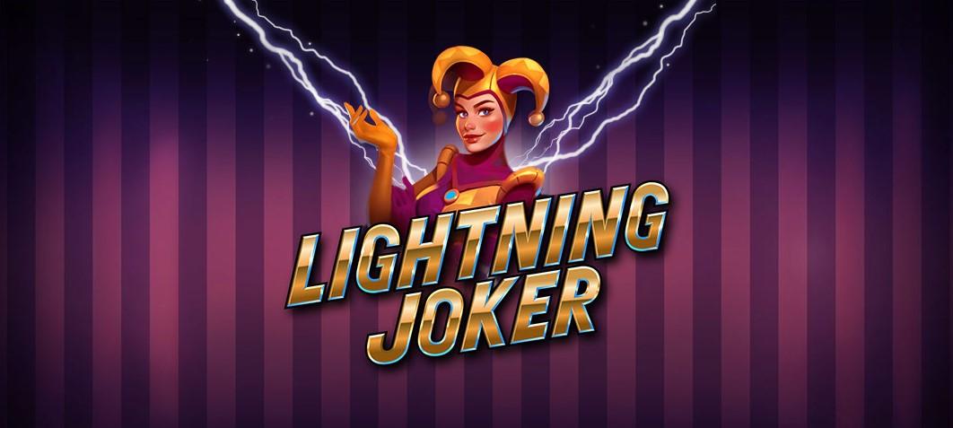 Играть Lightning Joker бесплатно