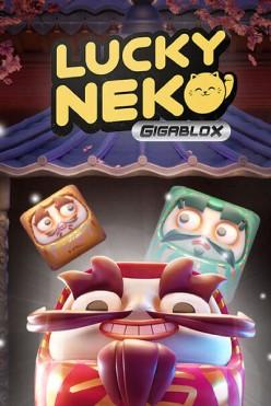Играть Lucky Neko Gigablox онлайн