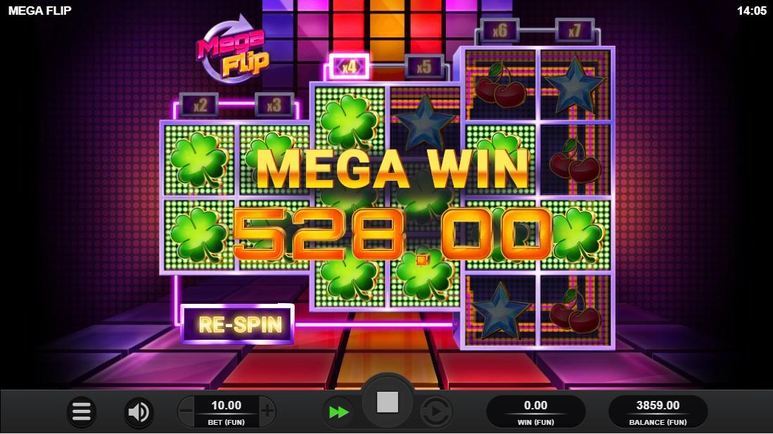Free slot Mega Flip