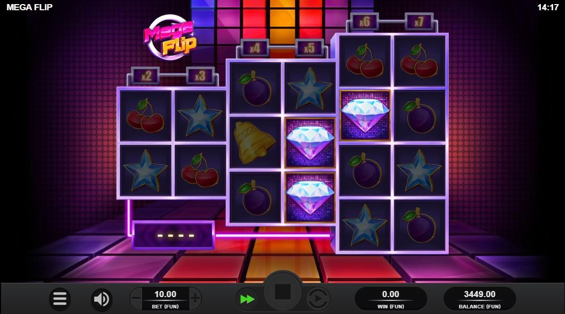 Mega Flip игровой автомат