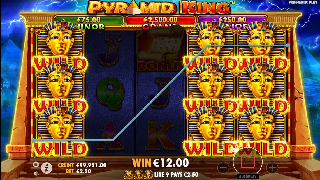 Pyramid King онлайн слот