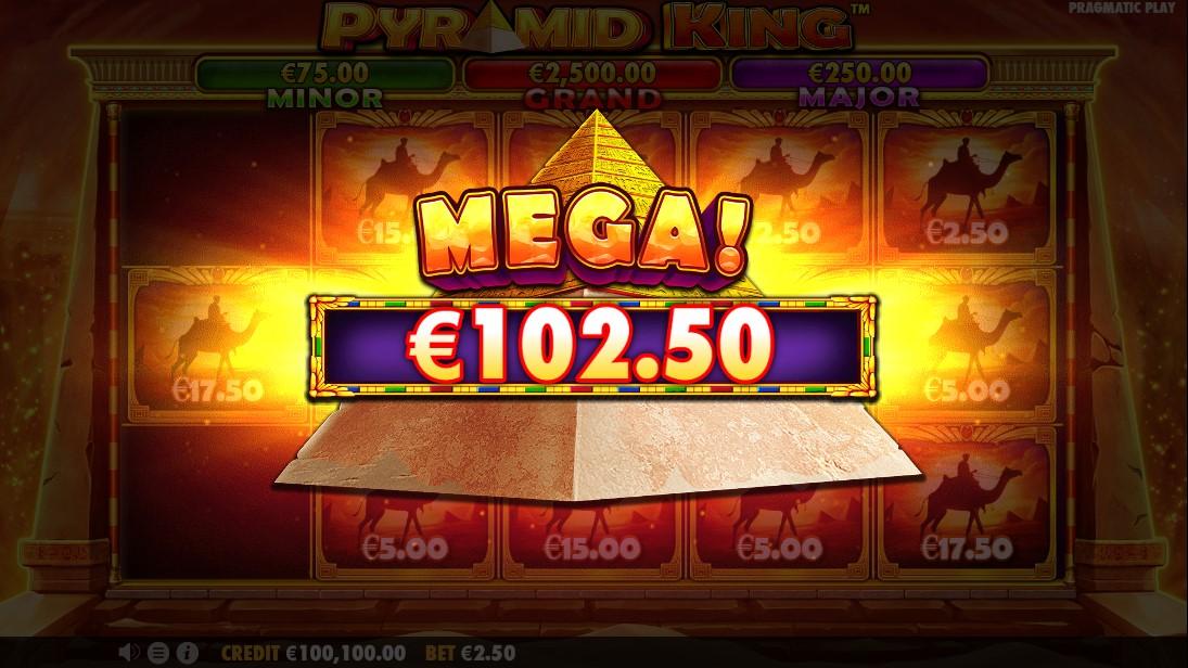 Pyramid King игровой автомат