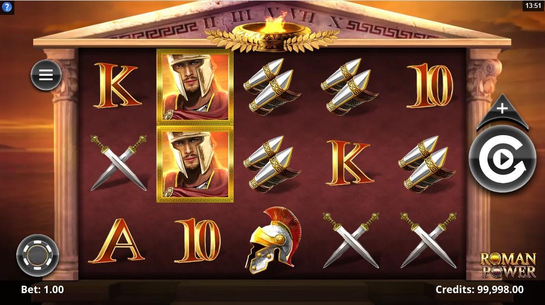Roman Power free slot