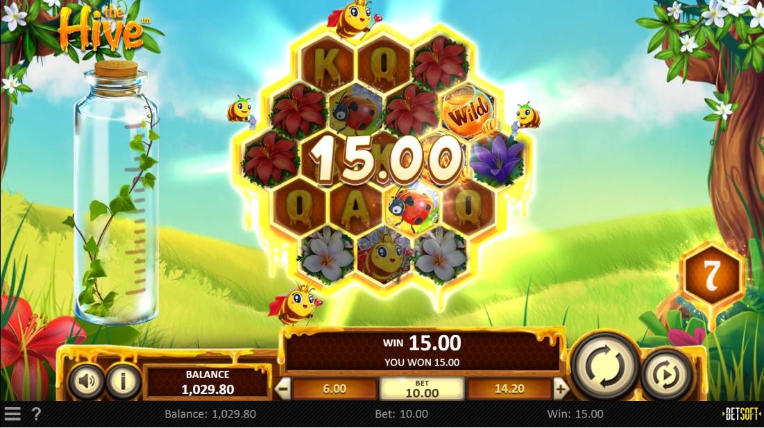 The Hive игровой автомат