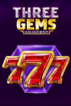 Играть Three Gems Adjacent онлайн