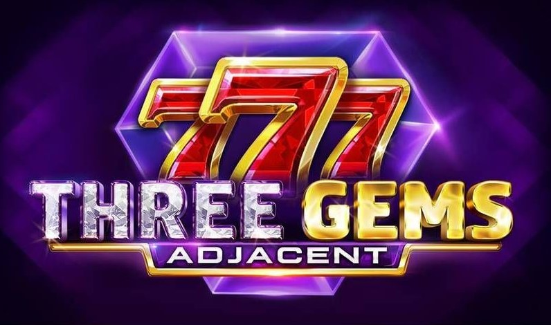 Играть Three Gems Adjacent бесплатно