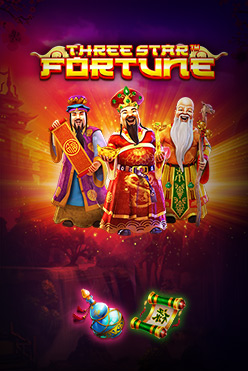 Играть Three Star Fortune онлайн