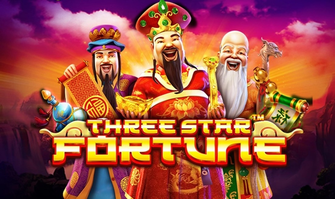 Играть Three Star Fortune бесплатно