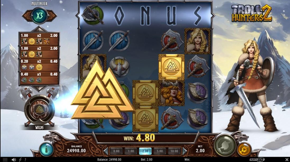 Troll Hunters 2 играть бесплатно