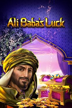 Играть Ali Baba's Luck онлайн