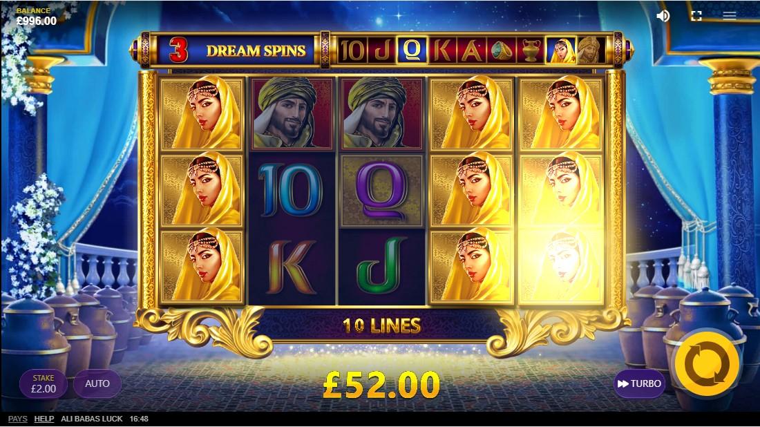 Ali Baba's Luck игровой автомат