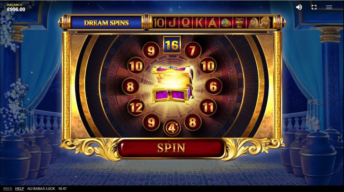 Ali Baba's Luck онлайн слот