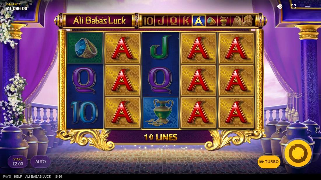 Ali Baba's Luck бесплатный слот