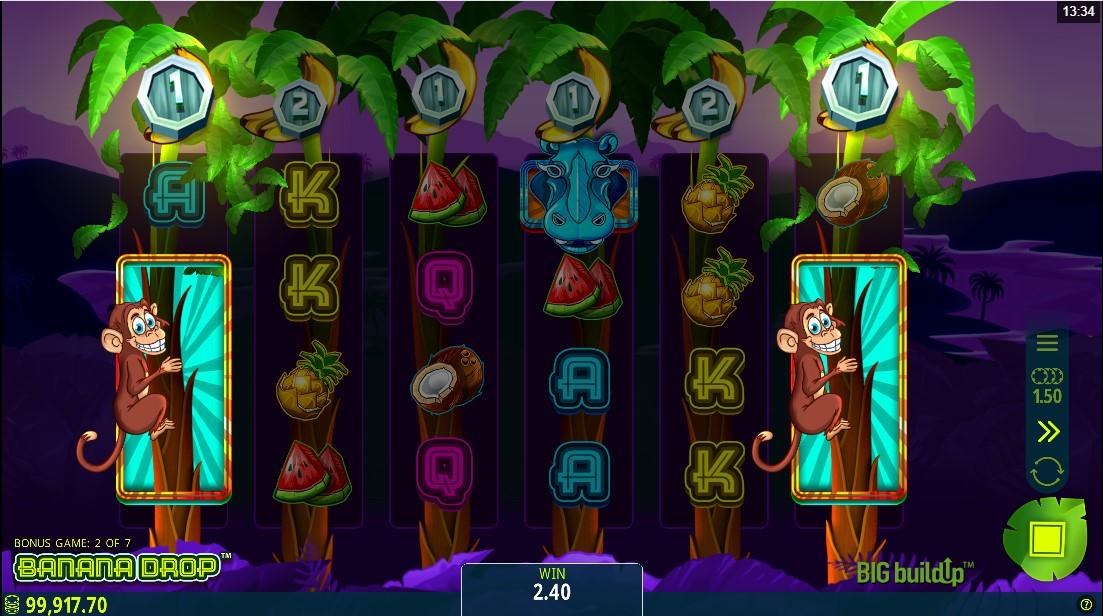Banana Drop игровой автомат
