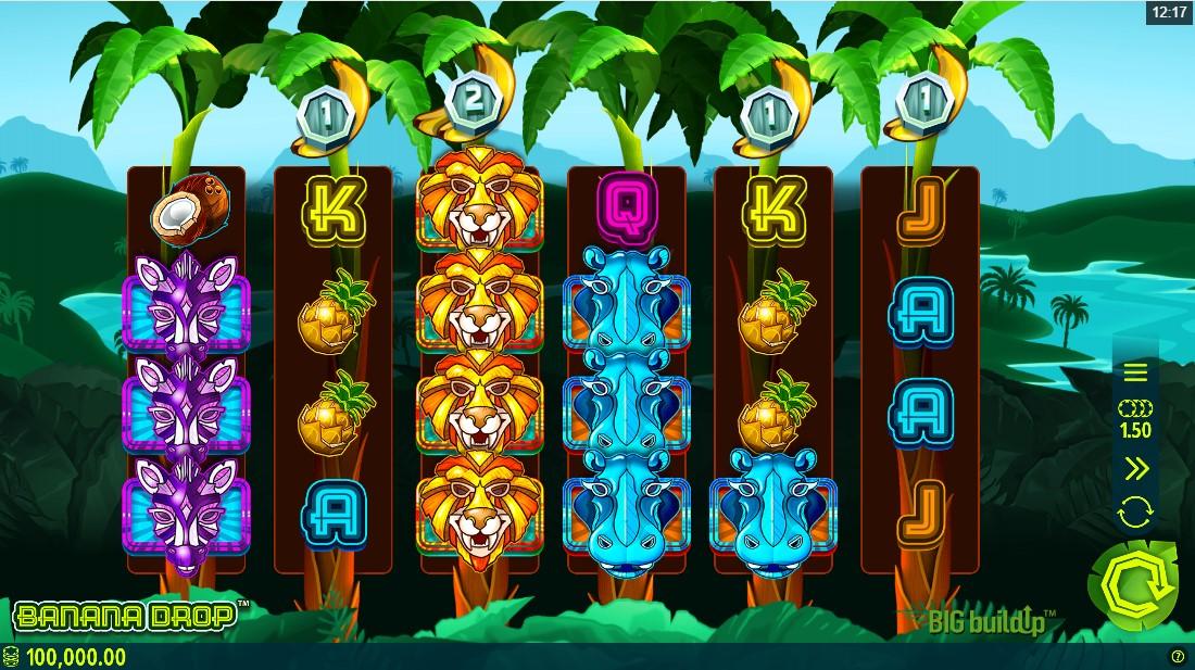 Banana Drop free slot