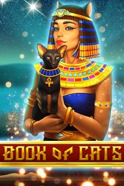 Играть Book Of Cats онлайн