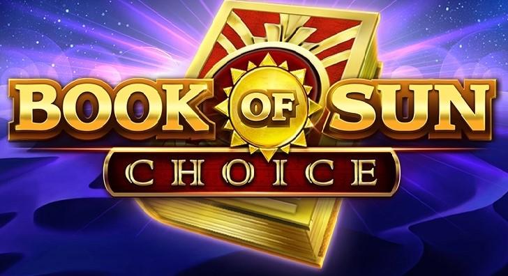 Играть Book of Sun Choice бесплатно