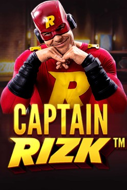 Играть Captain Rizk Megaways онлайн
