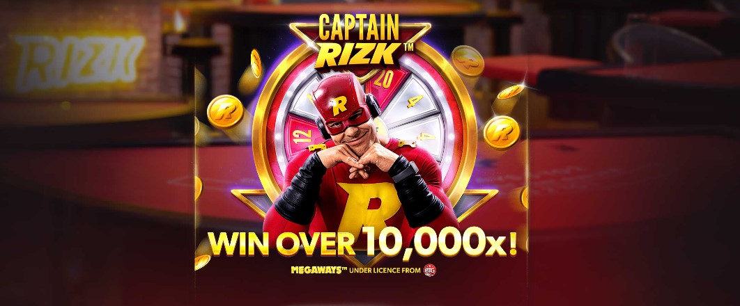 Играть Captain Rizk Megaways бесплатно