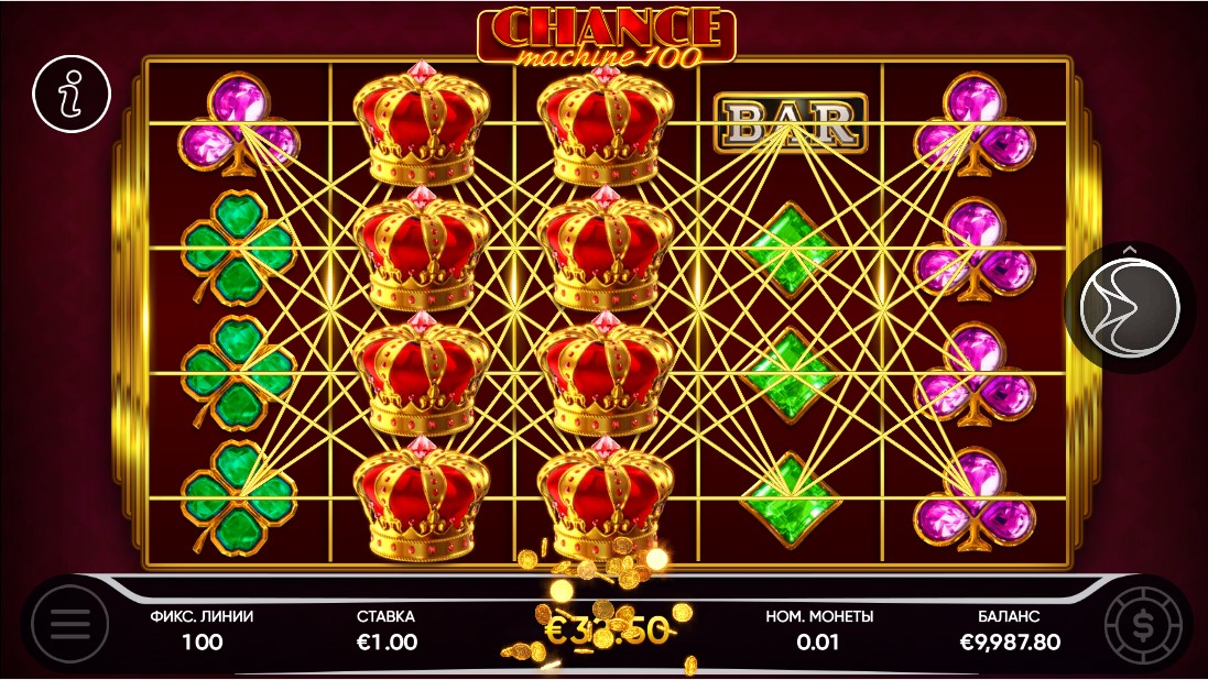 Chance Machine 100 игровой автомат