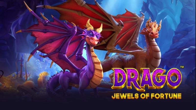 Играть Drago – Jewels of Fortune бесплатно