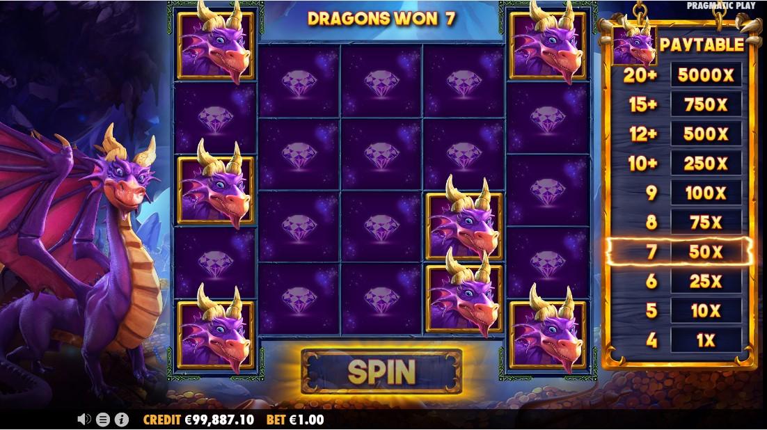 Онлайн слот Drago – Jewels of Fortune