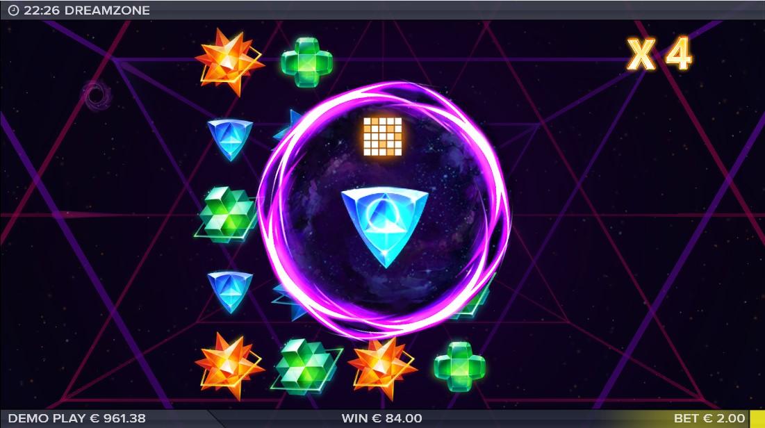 Dreamzone игровой автомат