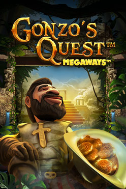 Играть Gonzo's Quest Megaways онлайн