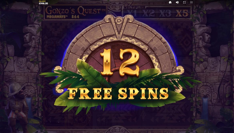 Gonzo's Quest Megaways игровой автомат