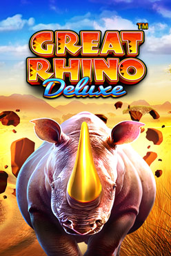 Играть Great Rhino Deluxe онлайн