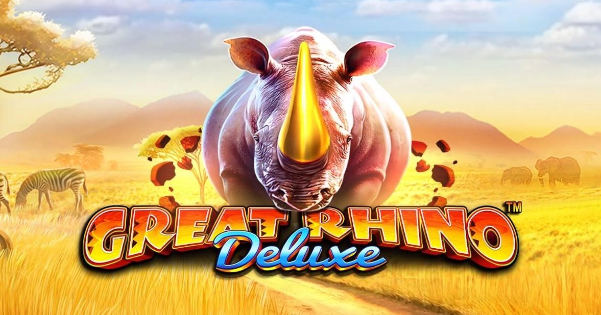 Играть Great Rhino Deluxe бесплатно