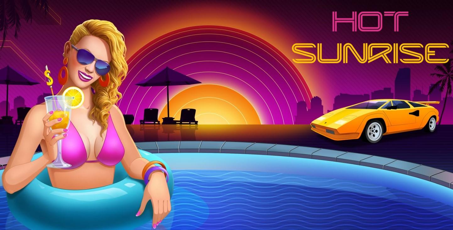 Играть Hot Sunrise бесплатно