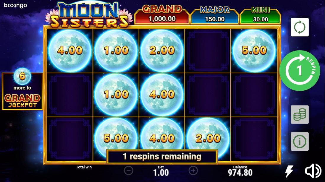 Moon Sisters бесплатный слот