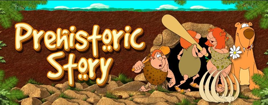 Играть Prehistoric Story бесплатно