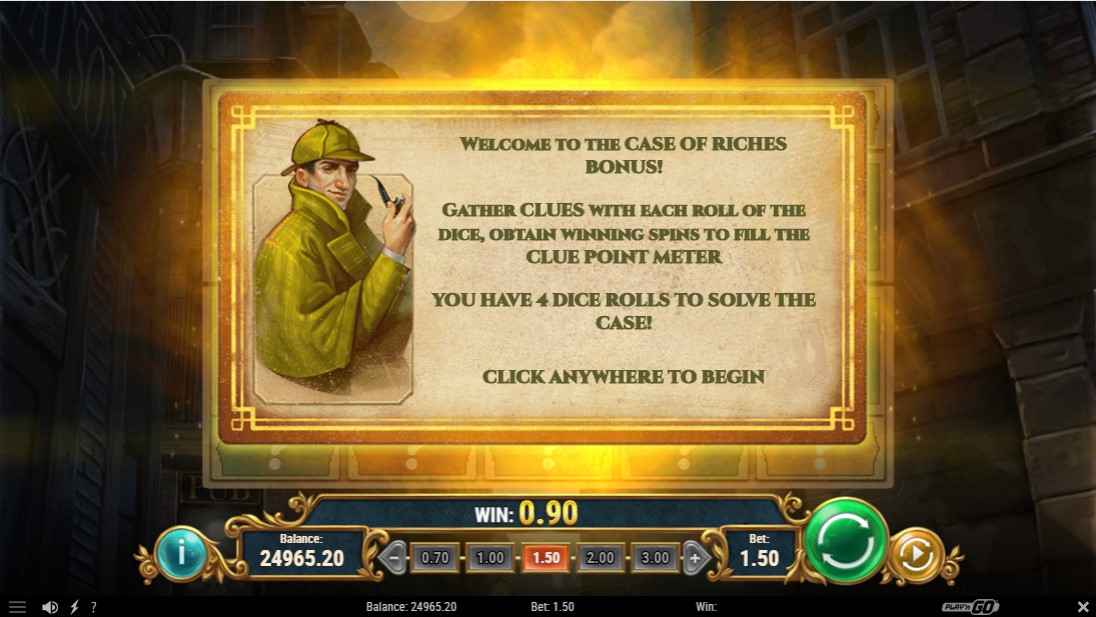 Riddle Reels A Case of Riches онлайн слот