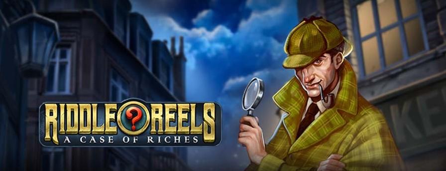 Играть Riddle Reels A Case of Riches бесплатно