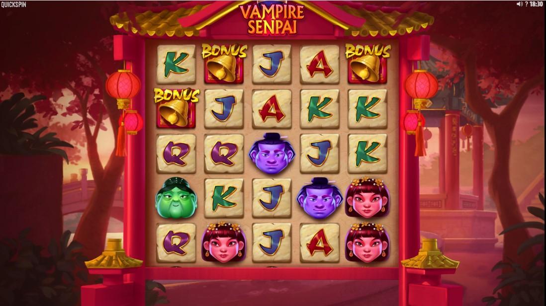 Vampire Senpai free slot