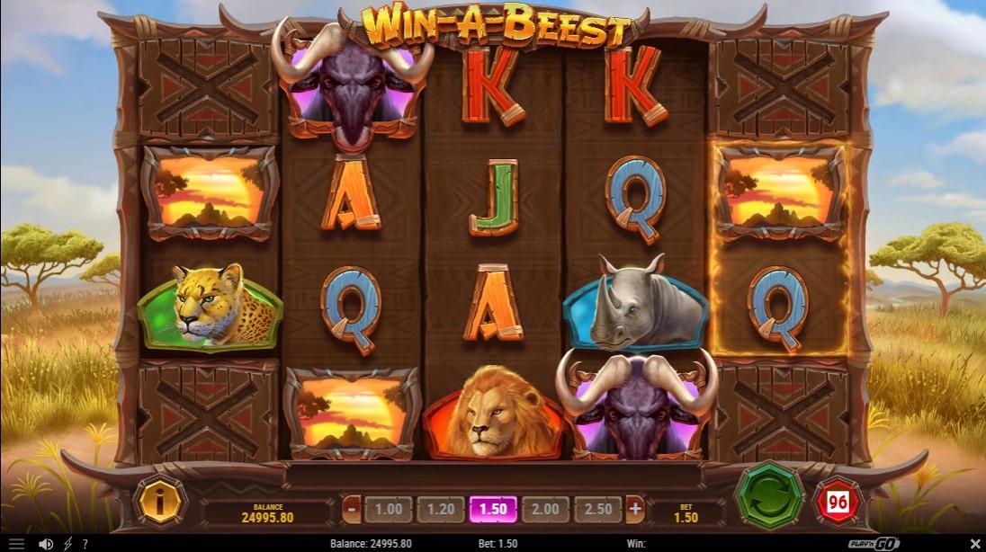 Игровой автомат Win-A-Beest
