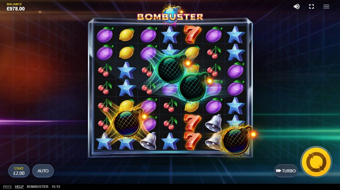Bombuster онлайн слот