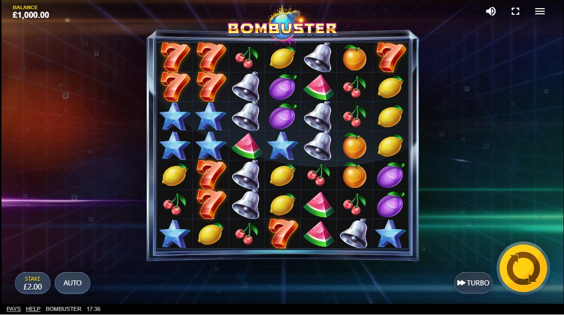 Bombuster играть онлайн