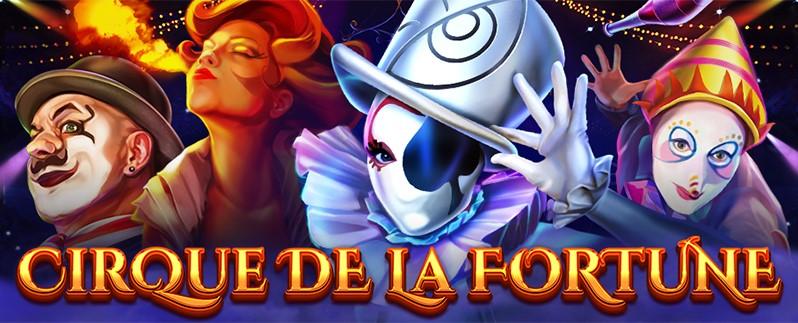 Играть Cirque Dе La Fortune бесплатно