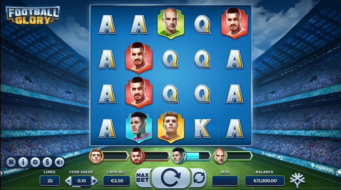 Football Glory free slot