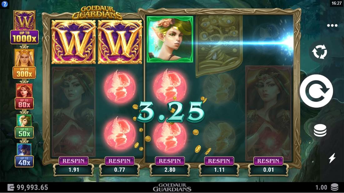 Goldaur Guardians онлайн слот