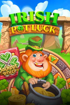 Играть Irish Pot Luck онлайн