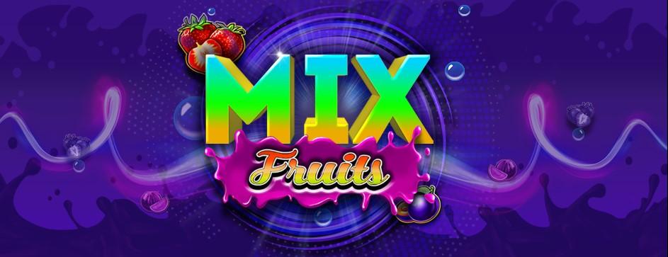 Играть Mix Fruits бесплатно